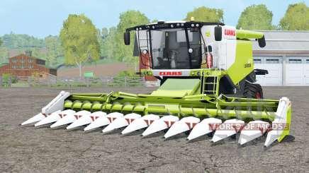 Claas Lexion 670 TerraTrac for Farming Simulator 2015