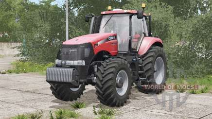 Case IH Magnum〡with and witout frount weight for Farming Simulator 2017