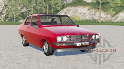 Dacia 1410 S 1984 for Farming Simulator 2017
