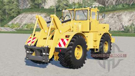 Kirovets K-700A with front loader for Farming Simulator 2017