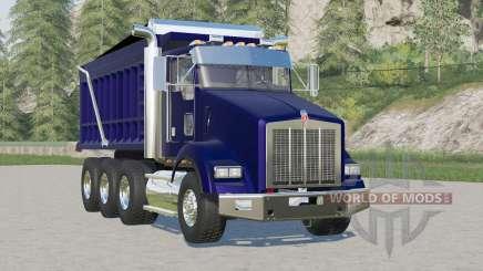 Kenworth T800 Dump Truck for Farming Simulator 2017
