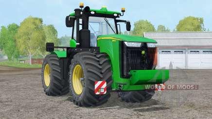 John Deere 9560R〡working mirrors for Farming Simulator 2015
