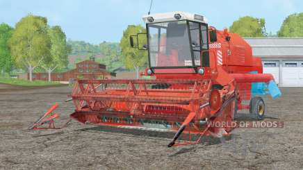Bizon Rekord Z058〡for smaller farms for Farming Simulator 2015