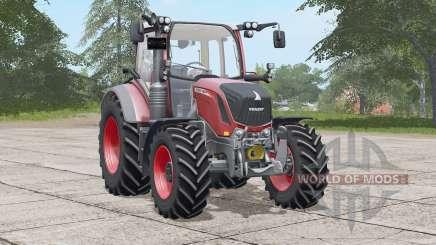 Fendt 300 Vario〡Dynamic Hoses verbaut for Farming Simulator 2017