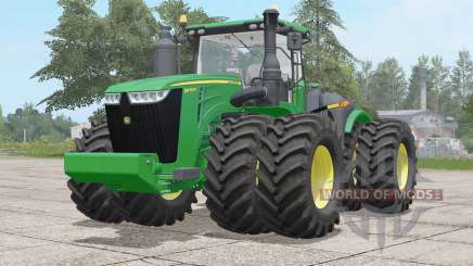 John Deere 9R series〡new model parts for Farming Simulator 2017