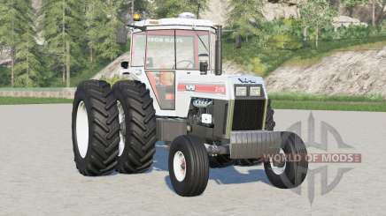 White 2-100 Field Boss〡more tire configurations for Farming Simulator 2017