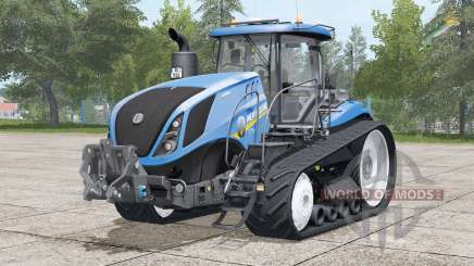 New Holland T7.315 tracked for Farming Simulator 2017