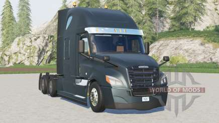 Freightliner Cascadia Raised Roof 2019〡real sounds for Farming Simulator 2017