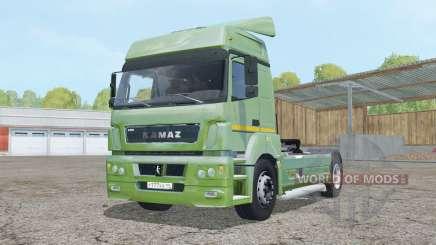 Kamaz 5490 2013 for Farming Simulator 2015