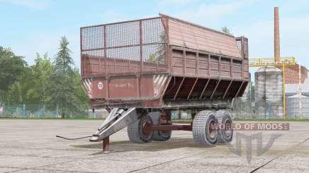 PIM 40〡 transports basic cultures for Farming Simulator 2017