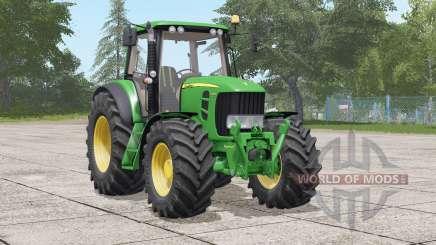 John Deere 7030 Premium〡better color for Farming Simulator 2017