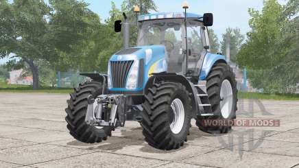 New Holland TG200 series for Farming Simulator 2017