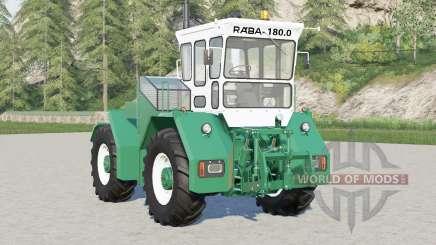 Raba 180.0〡color variations for Farming Simulator 2017