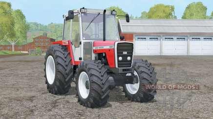 Massey Ferguson 698Ƭ for Farming Simulator 2015