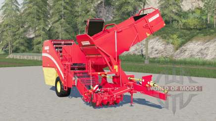 Grimme SE 260〡harvest without herb for Farming Simulator 2017