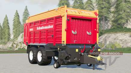 Schuitemaker Rapide 580V〡choice color rims for Farming Simulator 2017