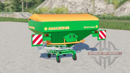 Amazone ZA-X Perfect 1402〡with or without cover for Farming Simulator 2017