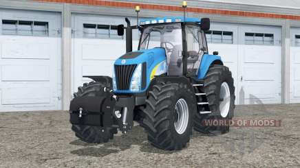 New Holland TG285〡with weight for Farming Simulator 2015