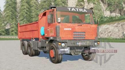 Tatra T815 6x6 Dump Truck for Farming Simulator 2017