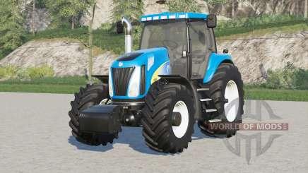 New Holland TG series for Farming Simulator 2017