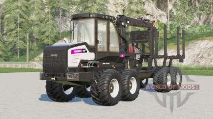 Logset 10F GT〡sound update for Farming Simulator 2017