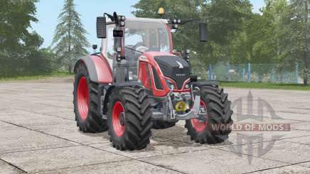 Fendt 500 Vario〡reifen wahlbar for Farming Simulator 2017