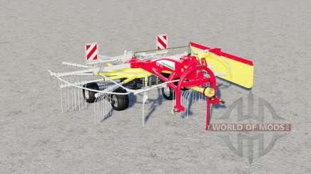 Pottinger Top 422〡single-rotor rake for Farming Simulator 2017