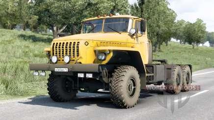 Ural 44202〡 engine options for Euro Truck Simulator 2