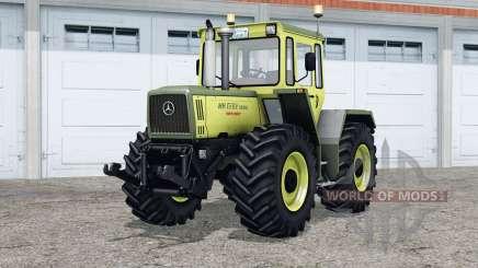 Mercedes-Benz Trac 1800 intercooler〡washable for Farming Simulator 2015