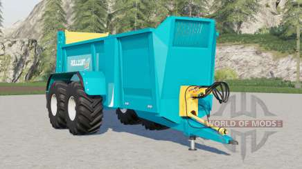 Rolland Rolltwin 205〡low bed spreader for Farming Simulator 2017