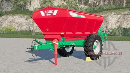 Agro-Masz Rewo 8200 for Farming Simulator 2017