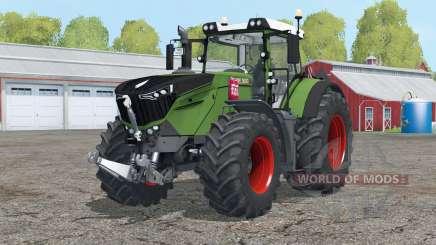 Fendt 1000 Vario〡new engine sound for Farming Simulator 2015