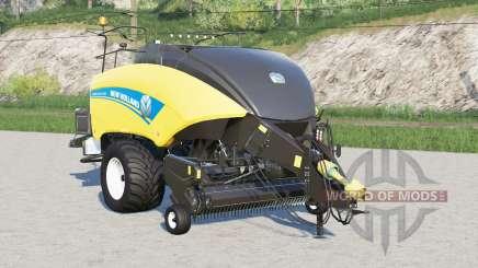 New Holland BigBaler 1290〡choice of tires for Farming Simulator 2017