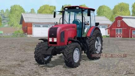 MTH 2022.3 Belarus〡interactive management for Farming Simulator 2015