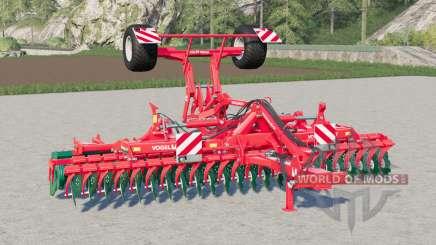 Vogel&Noot Terra Disc 600〡disc aggregate for Farming Simulator 2017