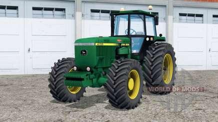 John Deere 4755〡washable for Farming Simulator 2015