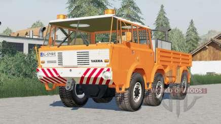 Tatra T813 TP 6x6 for Farming Simulator 2017