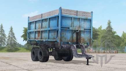 1PTS-9〡mean rust for Farming Simulator 2017