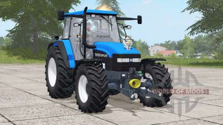 New Holland TM150〡full lighting for Farming Simulator 2017