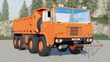 Tatra T813 8x8 Dump Truck for Farming Simulator 2017