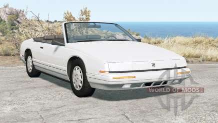 Soliad Wendover Convertible v1.1 for BeamNG Drive