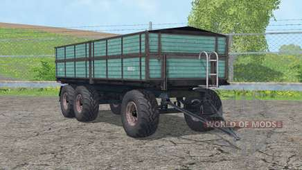 Mengele DR 75〡Sapacity 20 tons for Farming Simulator 2015