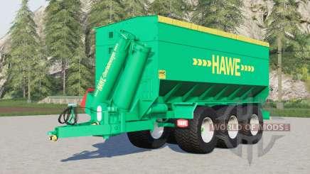 Hawe ULW 4000〡animaton hawe pipe for Farming Simulator 2017