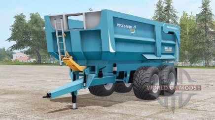 Rolland RollSpeed tippers for Farming Simulator 2017