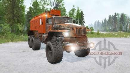 VTS Ural-Polarniki for MudRunner