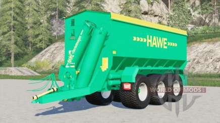 Hawe ULW 4000〡wheel configuration for Farming Simulator 2017