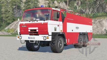 Tatra T815 CAS32〡animated element for Farming Simulator 2017