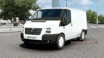 Ford Transit SWB Van 2006 v1.9 for Euro Truck Simulator 2