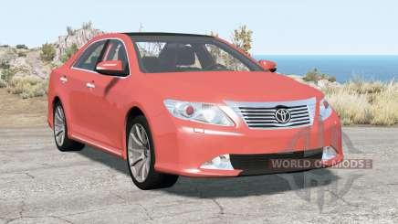 Toyota Camry (XV50) 2011 v2.0 for BeamNG Drive