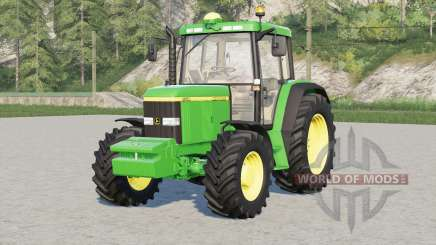 John Deere 6010 series〡light configuration for Farming Simulator 2017